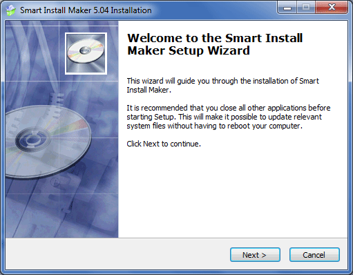 Smart Install Maker Screenshot
